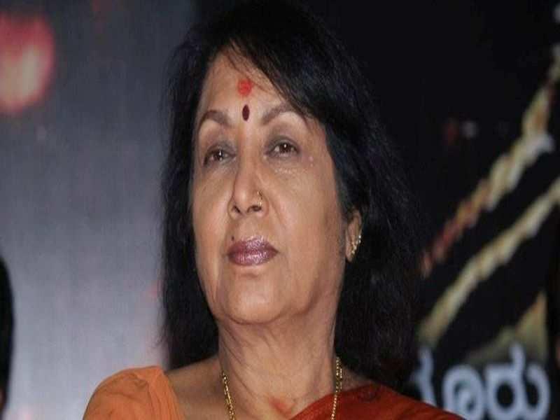Veteran actress Jayanthi hospitalized