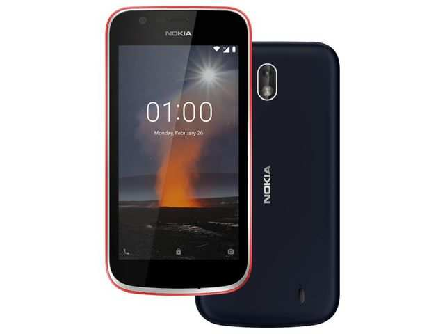 purchase cheap 4e674 929bc Nokia 1 with Xpress-on covers launched in India: Price, offers and ...