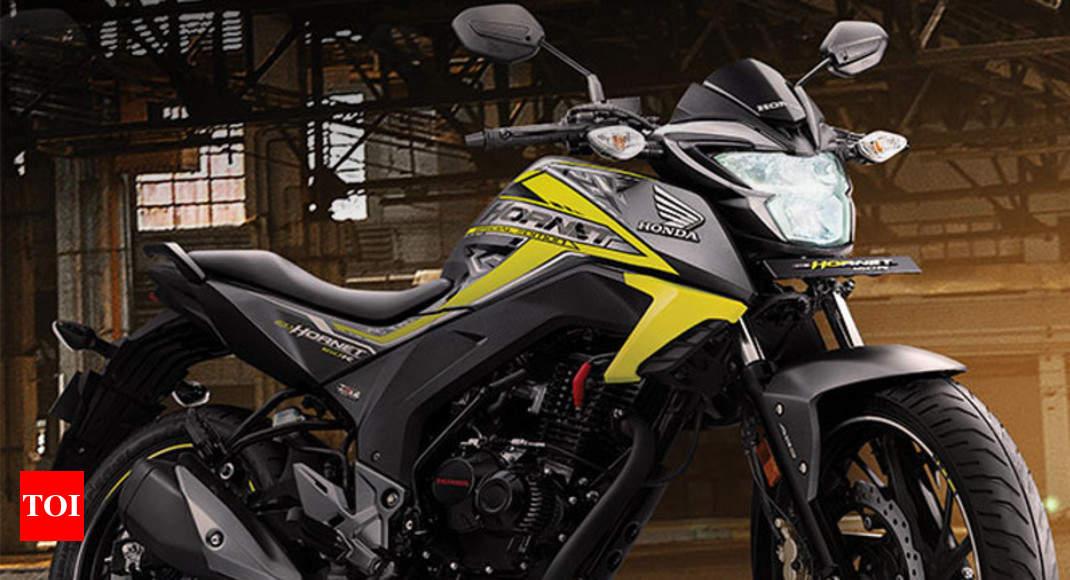 Honda CB Hornet 160R price: 2018 Honda CB Hornet 160R