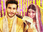 Feroze Khan and Alizay Fatima