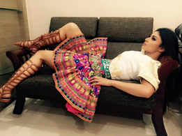 5 hot summer outfit ideas to steal from Mouni Roy