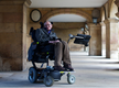 Stephen Hawking's hi-tech wheelchair to live on