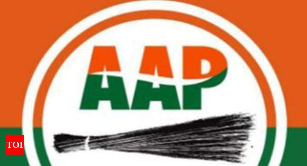 Aap Aam Aadmi Party Says Delhi Congress Leaders Have Joined It