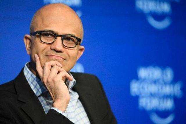 Read CEO Satya Nadella's email to employees on one of the