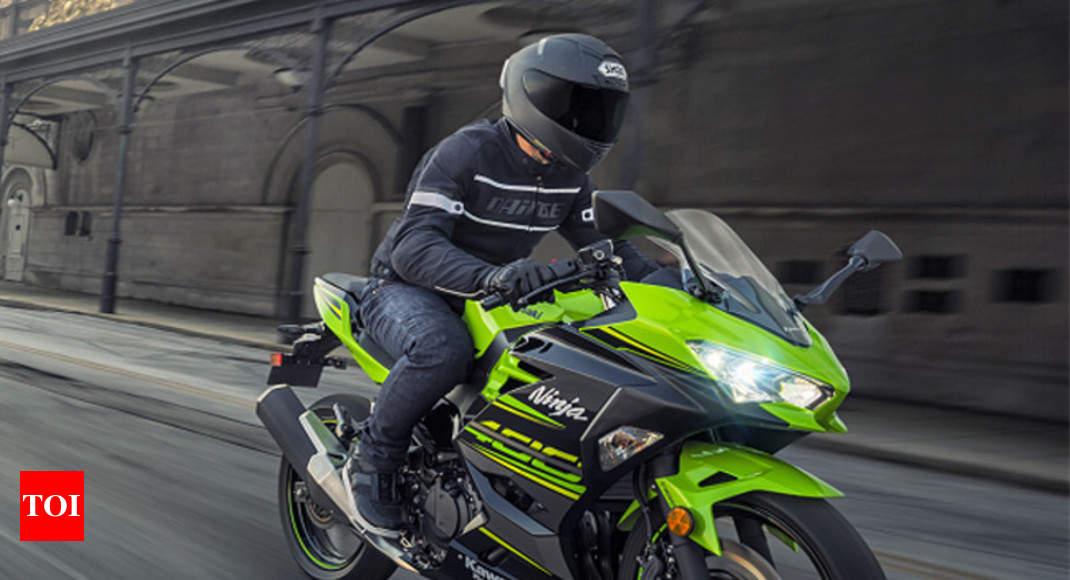 Kawasaki Ninja 400 Price New Kawasaki Ninja 400 Launched At Rs 469