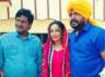 Rani with Tinu Verma