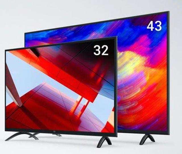 Mi Led Smart Tv Xiaomi Mi Led Smart Tvs Up For Sale Today At 12 Pm