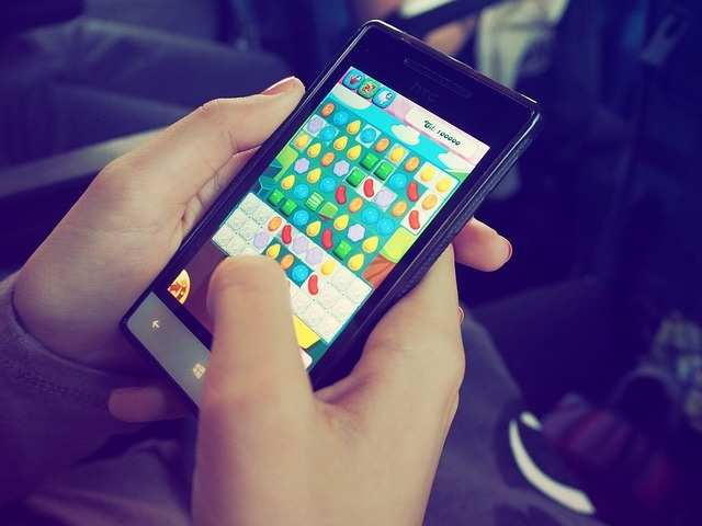 Here's a warning on apps like Candy Crush, Chess and others
