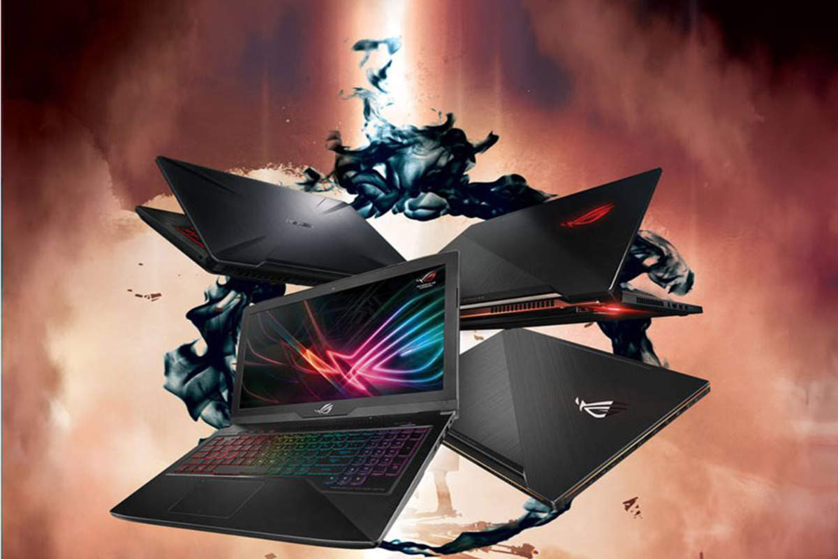 Asus updates its ROG lineup with 8th Generation Intel Core