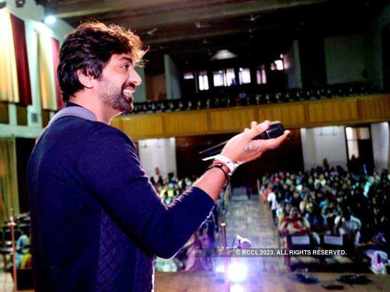 Akhil Sachdeva at JMC (BCCL/ Lokesh Kashyap)