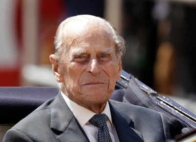 Prince Philip in 'good spirits' after hip surgery - Times of