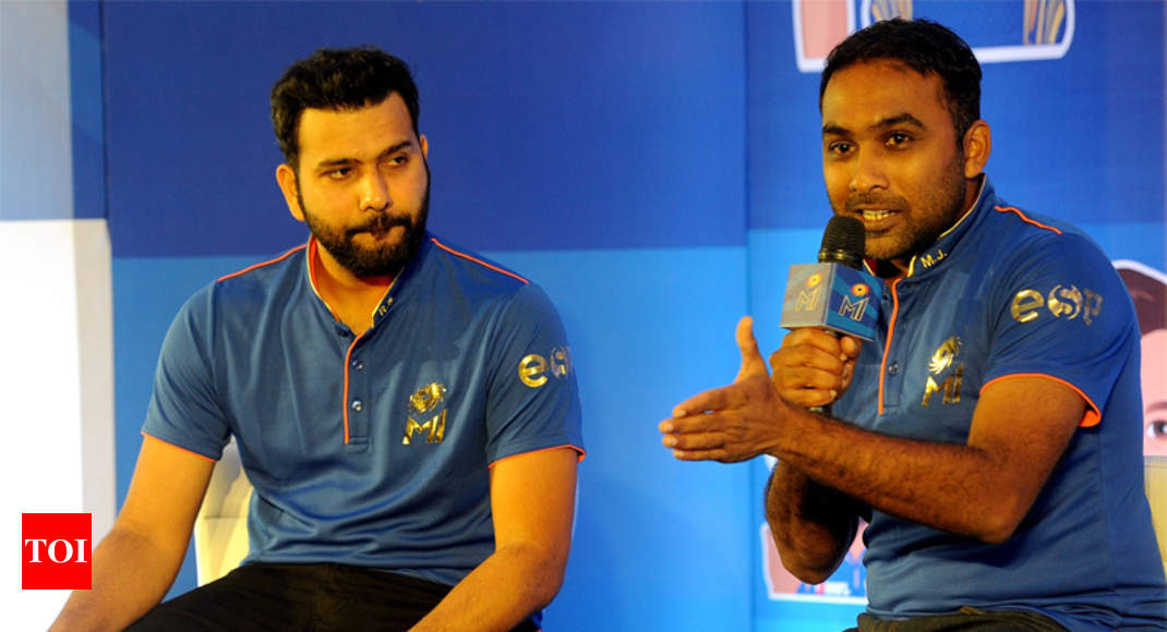 Image result for rohit - mahela