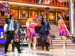 Sunil Grover, Ali Asgar and Sugandha Mishra