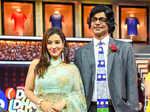 Shilpa Shinde and Sunil Grover