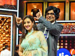 Shilpa Shinde and Sunil Grover