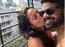 Kumkum Bhagya's Shabir Ahluwalia and wife Kanchi Kaul share a romantic moment