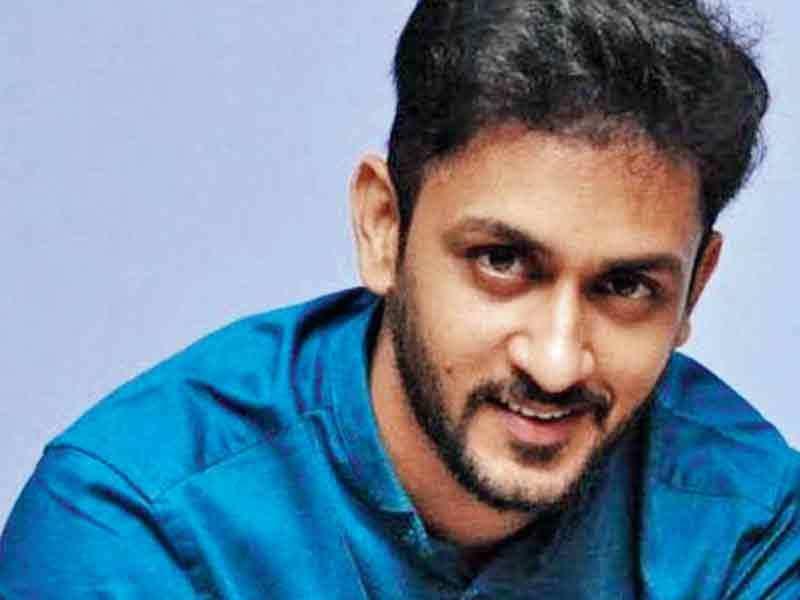 Manoj Nandam turns baddie for director Sai Kiran Adivi's next