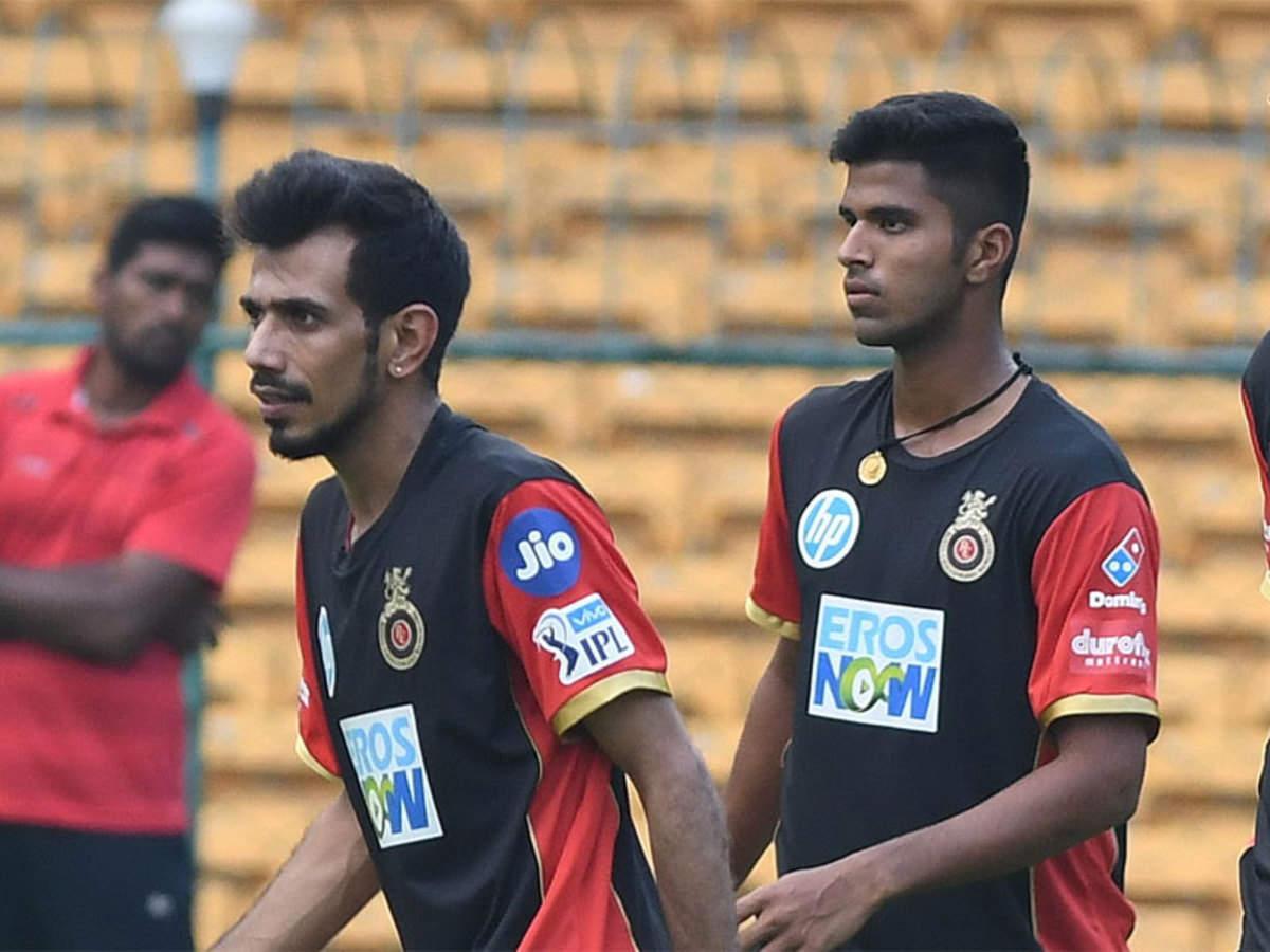 Ipl 2018 Yuzvendra Chahal Washington Sundar To Hunt As Pair Cricket News Times Of India