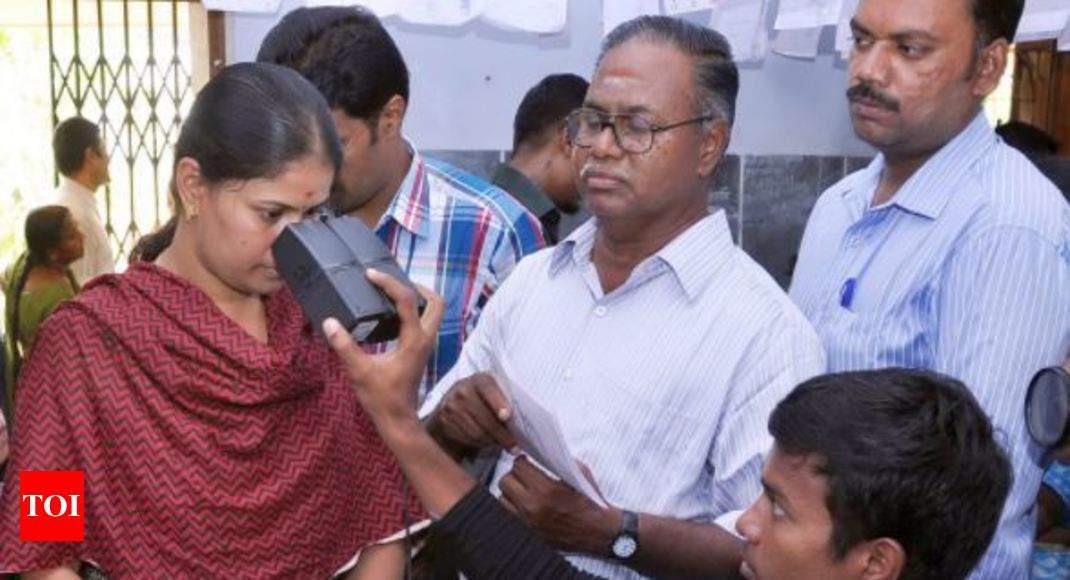 Biometrics cannot be invasive even if Aadhaar held valid: SC - Times of India