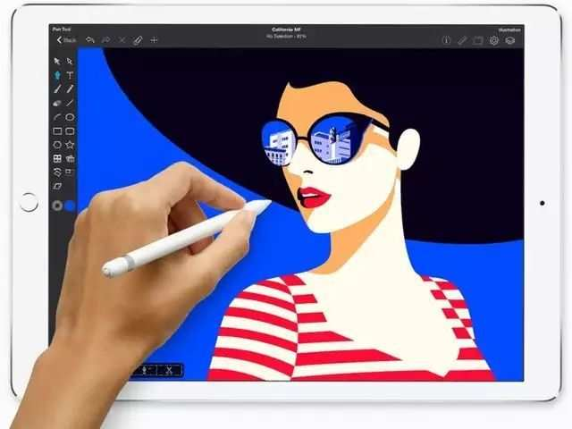 Image result for New 9.7-inch Apple iPad with Pencil support goes on pre-order
