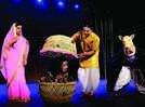 Nugra Ka Tamasha: An entertaining act