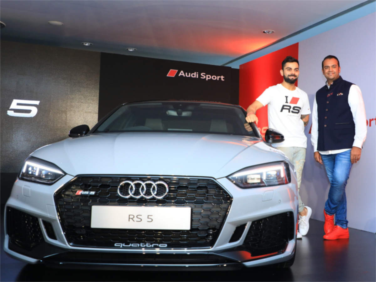 Audi India Audi Rs 5 Price In India 2018 Audi Rs 5 Sports Coupe Launched At Rs 1 1 Crore