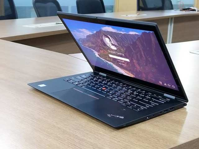 Image result for Lenovo unveils new lineup of ThinkPad and Yoga laptops in India