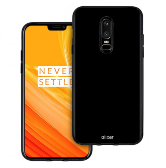 Another OnePlus 6's alleged image leaked