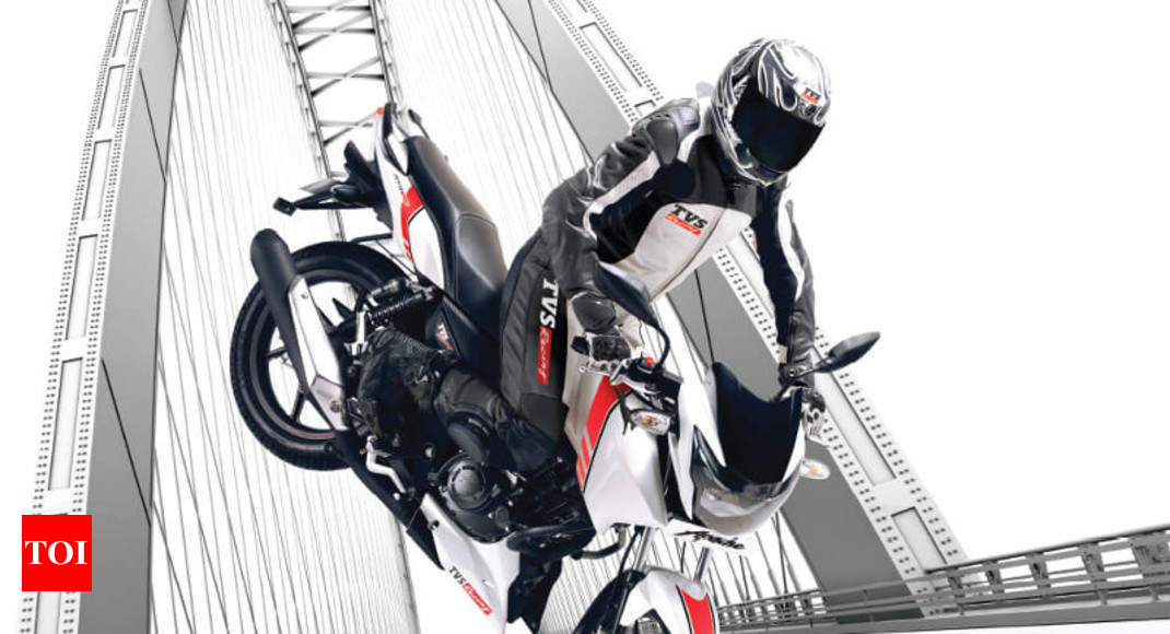 TVS Apache RTR 160 Price: TVS launches 'White Race Edition