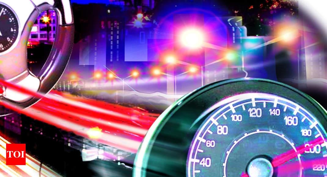 Speeding Minibus Runs Over 9 Year Old Driver