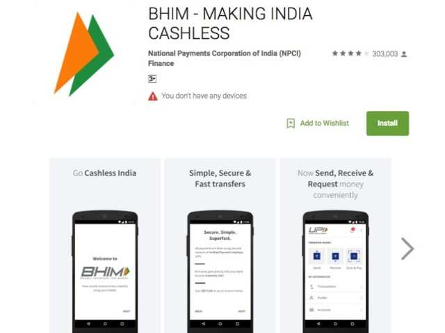 Here's how you can get cashback offers worth upto Rs 750 on using BHIM app