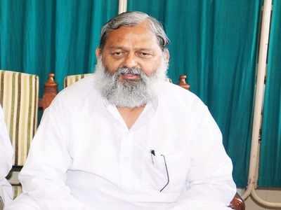 Anil Vij: Now, Haryana minister Anil Vij sends legal notice to