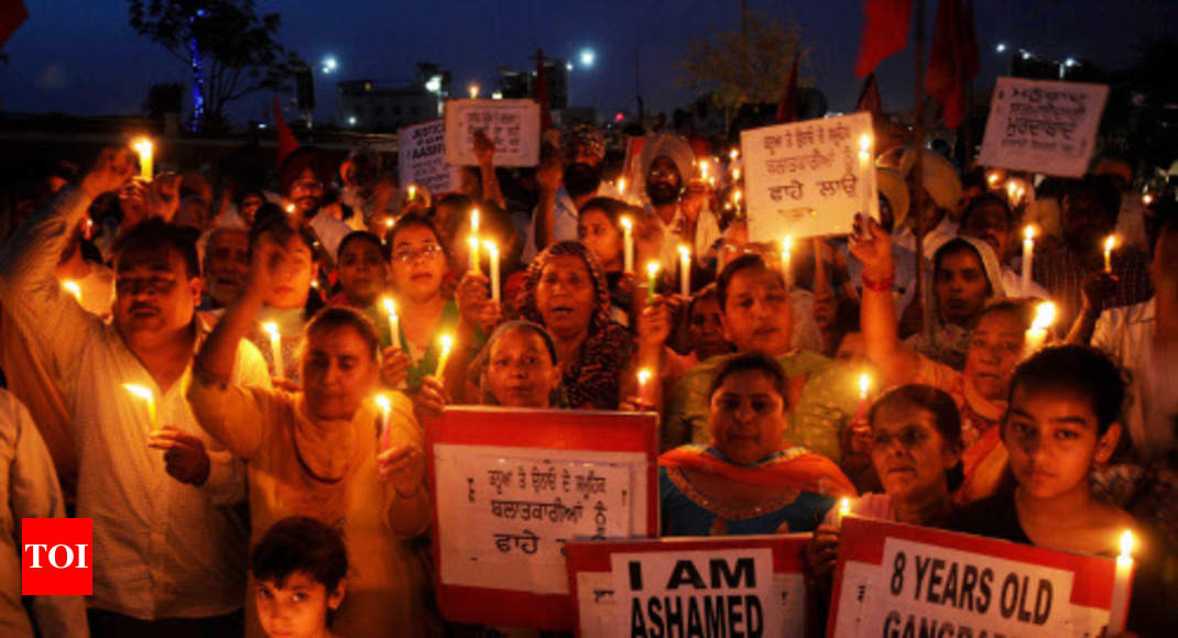 Trial in Kathua rape-murder case begins Monday - Times of India
