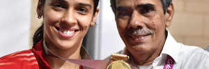 Saina Nehwal on CWG gold: I never lost hope, just kept fighting