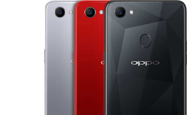 Oppo F7's new colour variant launched in India for Rs. 26,990