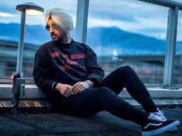 East meets West: Diljit Dosanjh honoured with a special turban on Norway's Turban Day