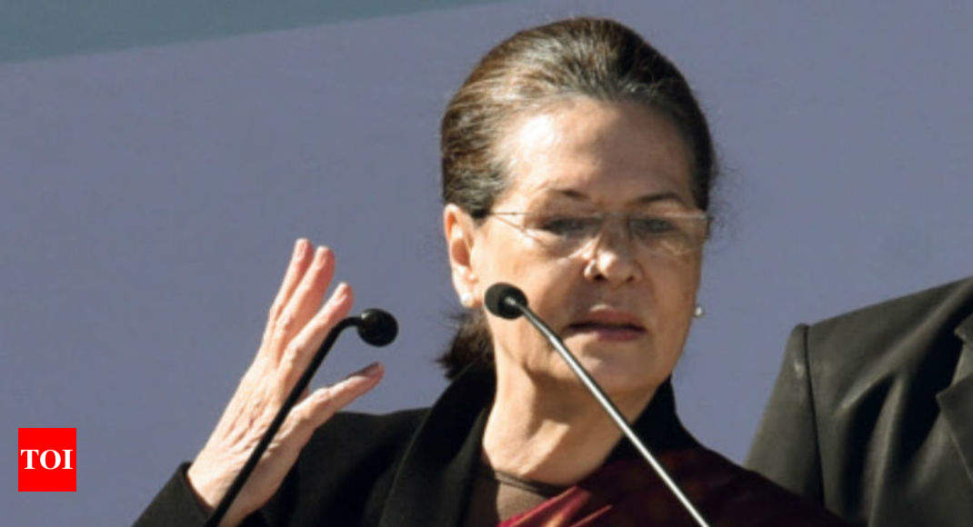 "sonia gandhi leadership capabilities Attacking the congress and upa chairperson sonia gandhi, ravi shankar prasad said, ""it's my serious charge with full sense of responsibility that a distinguished woman leader is ultimate leader."