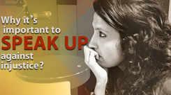 Suno Zindagi: Why it's important to speak up against injustice?