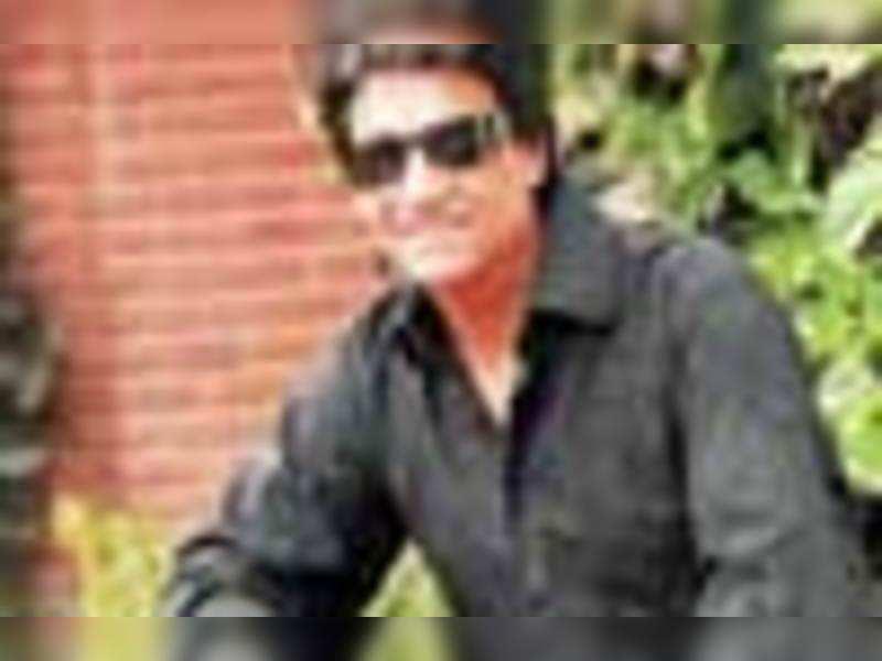 SRK's shouting was a gift: Shiamak