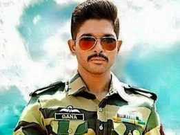 Naa Peru Surya's audio to be out soon!