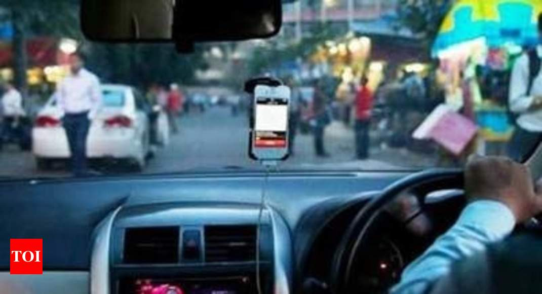 Uber driver masturbates in front of a woman passenger, arrested - Times of India ►