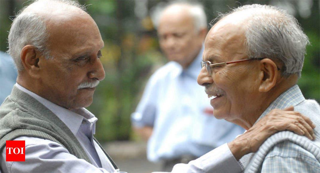 Senior Citizen incontri a Mumbai