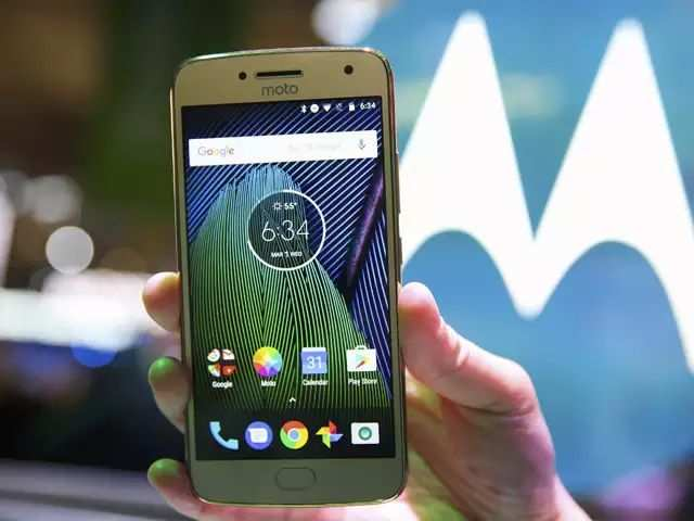 Image result for Moto G6, G6 Plus and G6 Play expected to launch today