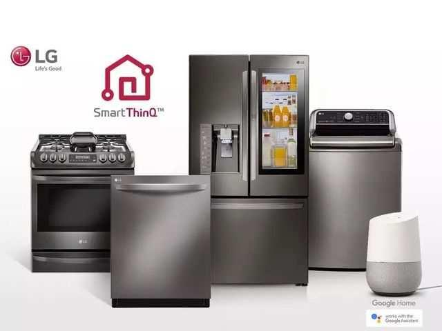 LG appliances will now respond to both Google Assistant, Amazon Alexa