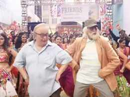 '102 Not Out' song 'Badumbaaa': The upbeat number featuring Amitabh Bachchan and Rishi Kapoor is sure to boost your energy levels