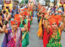 Women steal the show at a rally in Kolhapur