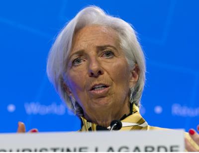 Former IMF Chief Christine Lagarde Wins EU Lawmakers