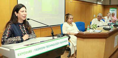Fashion Symposium Concludes At Panjab University Chandigarh News Times Of India