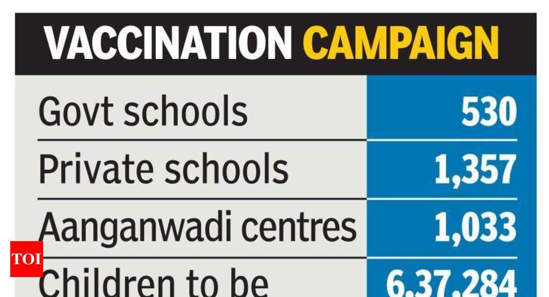 Govt's measles-rubella vaccination drive hits consent wall at