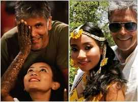 Milind to tie the knot with Ankita